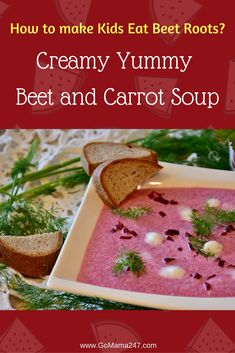 Beet Root Recipe for Kids #GoMama247 #Recipes