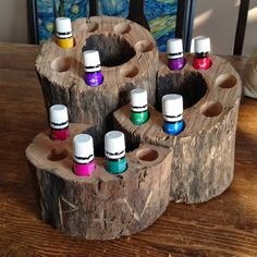 Aromatherapy is the relaxing practice of using essential oils that have been drawn out from different plants to boost physical and psychological wellness. Essential Oil Holder, Essential Oil Storage, Young Living Oils, Young Living Essential Oils, Doterra Essential Oils, Essential Oil Diffuser, Natural Cleaning Products, Tips, Lavender Oil