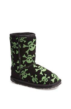 EMU Australia 'Crossbone' Boot (Toddler, Little Kid & Big Kid) available at #Nordstrom