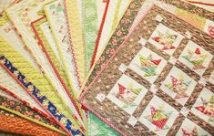 Mini Quilts Discussion with Kimberly Jolly & Joanna Figueroa