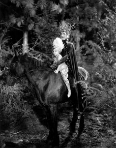 Oberon, King of the Fairies in A Midsummer Night's Dream 1935