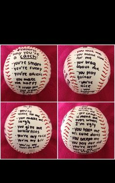 Gift idea baseball boyfriend @kamrynwofford