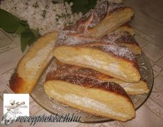 Hungarian Desserts, Hot Dog Buns, French Toast, Cooking Recipes, Bread, Baking, Breakfast, Food, France