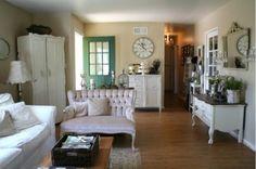 50 Popular Shabby Chic Living Room Ideas | Zoostores Blog