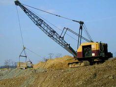 Heavy Construction Equipment, Heavy Equipment, Construction Images, Bucyrus Erie, Mining Equipment, Heavy Machinery, Shovel, High Quality Images, Crane
