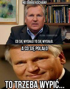 Aleksander Kwaśniewski - Olek - meme