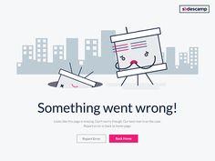 Something went wrong! by Magda Gogo