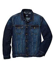 UNION BLUES* Hughes Denim Jacket