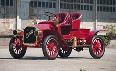 1908 BUICK MODEL G RUNABOUT