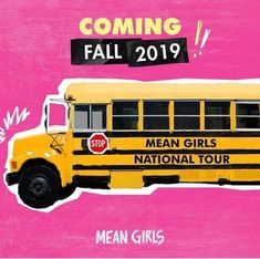Get tickets for the MEAN GIRLS National Tour. The hilarious musical from Tina Fey is coming to a city near you beginning September Jeff Richmond, Unbreakable Kimmy Schmidt, Regina George, Funny New, Tina Fey, Book Writer, Paramount Pictures, The Hard Way
