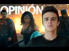 Opinión del TRAILER de Batman V Superman / Andrés Navy - YouTube