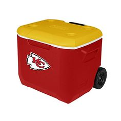 Coleman Company NFL Kansas City Chiefs Performance Cooler, 60 quart, Red/Yellow Coleman http://www.amazon.com/dp/B00W94RCMY/ref=cm_sw_r_pi_dp_Yx6Xvb05MAHJP
