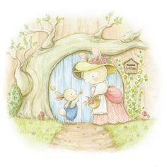 Toma mamá, te regalo una flor ❤#childrensillustration #bunny #watercolor #watercolorpainting #illustration #watercolour #myartwork #whimsyillos #myart #fairytale #aidazamora #woodland #watercolour_gallery #acuarela #childrensbook #art #drawing #handpainted #woodland #childrenillustration #ilustracioninfantil #cuteanimals #draw #artgram #cute #instaart #art_we_inspire #artoftheday #childrenswritersguild #illustrationartists