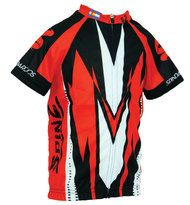 858b39d6b Spin2 Kids LaPlata Red Cycling Jersey Cycling Gear