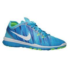 7360f8750b3d Women s Nike Free 5.0 TR Fit 5 Breathe Training Shoes - 718932 004 ...