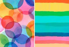 Margaret Berg Art : Illustration : dots / stripes / geometrics