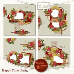 Happy Time part 5 by Eudora Designs  http://www.myscrapartdigital.com/shop/index.php?main_page=product_info=24_68_id=815