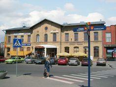 Memel alter Bahnhof