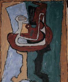 Arte infantil: Picasso en plastilina. 4º de E.P. Colegio Nuestra Señora Santa María. Madrid. España.