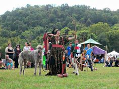 Around Roanoke, VA (A Daily Photo Blog) Medieval Faire, Salem