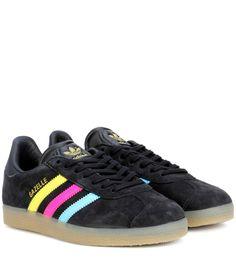 ADIDAS ORIGINALS Gazelle Suede Sneakers. #adidasoriginals #shoes #sneakers