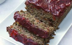 "<p>The combination of the quinoa, oats, mushrooms, and nuts provide this dish with the perfect ""meatloaf"" texture — and it's speckled with cranberries, so it's perfect for the holidays.</p>"