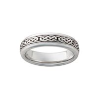 Men's 6mm Dome Wedding Band