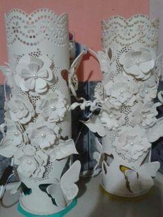 Luminárias de PVC,Arranjo Floral