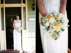 Leanne and Lincoln's Chic Yarra Valley Wedding - Polka Dot Bride