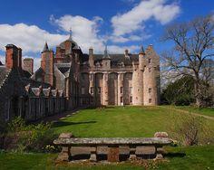 Thirlestane Castle, Lauder Scotland Castles, Scottish Castles, Castles In England, Fantasy House, Castle House, Manor Houses, Chateaus, Beautiful Castles, Medieval Castle