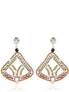 Ziio - Couture Original Earrings | FashionJug.com