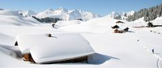 Südtirol - Winterlandschaft