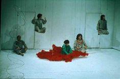 A Midsummer Night's Dream: Dirctor: Peter Brook; Designer: Jacobs; Royal Shakespeare Company, 1970. Photographer: Tom Holte(ahds