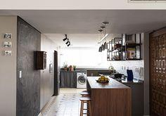 Reforma em apê transformou a cozinha no melhor cantinho do lar