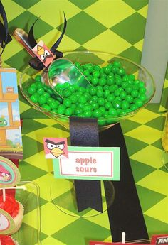Angry Birds Birthday Party Ideas | Photo 10 of 10 | Catch My Party