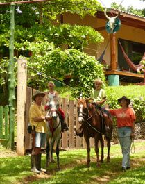 Fidelito Holiday Ranch and Lodge is one of the Holland Hotels in Costa Rica