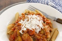 Slow-Cooker Chicken Bolognese Recipe