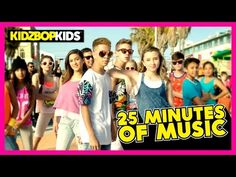 KIDZ BOP Kids - Uptown Funk, GDFR, Sugar, & other top KIDZ BOP songs [25 minutes] - YouTube