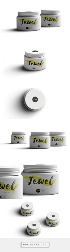 Sea Jewel (Concept) - Packaging of the World - Creative Package Design Gallery - http://www.packagingoftheworld.com/2016/08/sea-jewel-concept.html