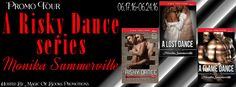 VampyreLady's Cover Reveals, Blog Tours, New Releases & All Things Bookish: A RISKY DANCE SERIES