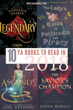 My top ten books to read in 2018 -- they may not be what you'd expect.