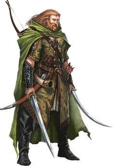Male Human Ranger