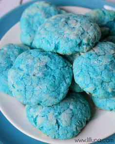Gooey Butter Blue Ve