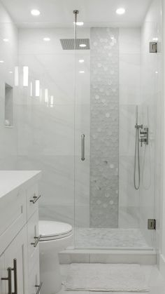 Bathroom Design Luxury, Modern Bathroom Design, Master Bathroom Designs, Apartment Bathroom Design, Mid Century Modern Bathroom, Bathroom Design Layout, Master Bathroom Shower, Bathroom Small, Tiny Bathrooms