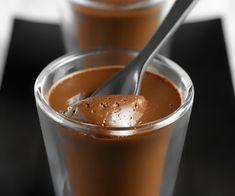 Petits pots de #crème au #chocolat