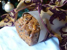 World's Best Fruitcake Ever (gluten free, refined sugar free)