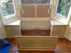 Bay Window Bench Seat how to build a victorian bay window seat with storage | window