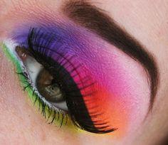 Colorful Makeups - Colors!