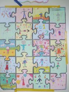 puzzle classe, oct. 2013