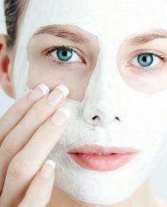 Pore-Obliterating Egg White Mask     Easy, DIY Face Masks - SELF